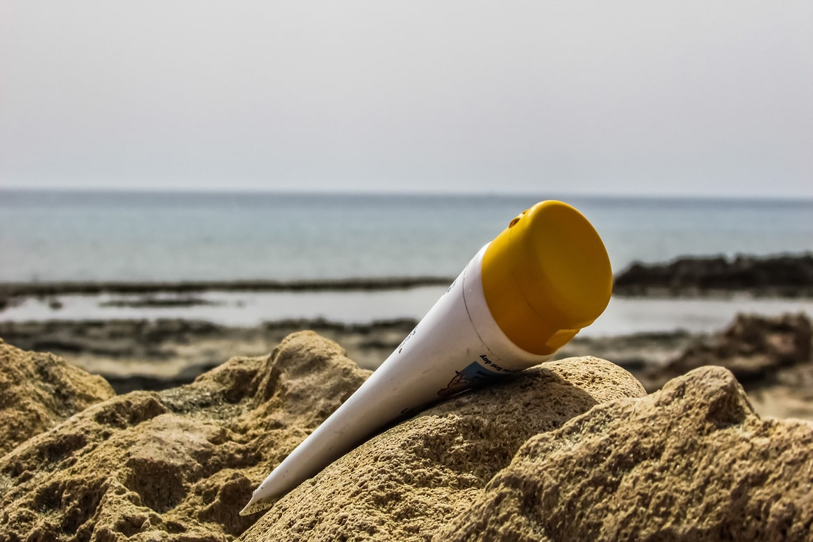 where to store sunscreen