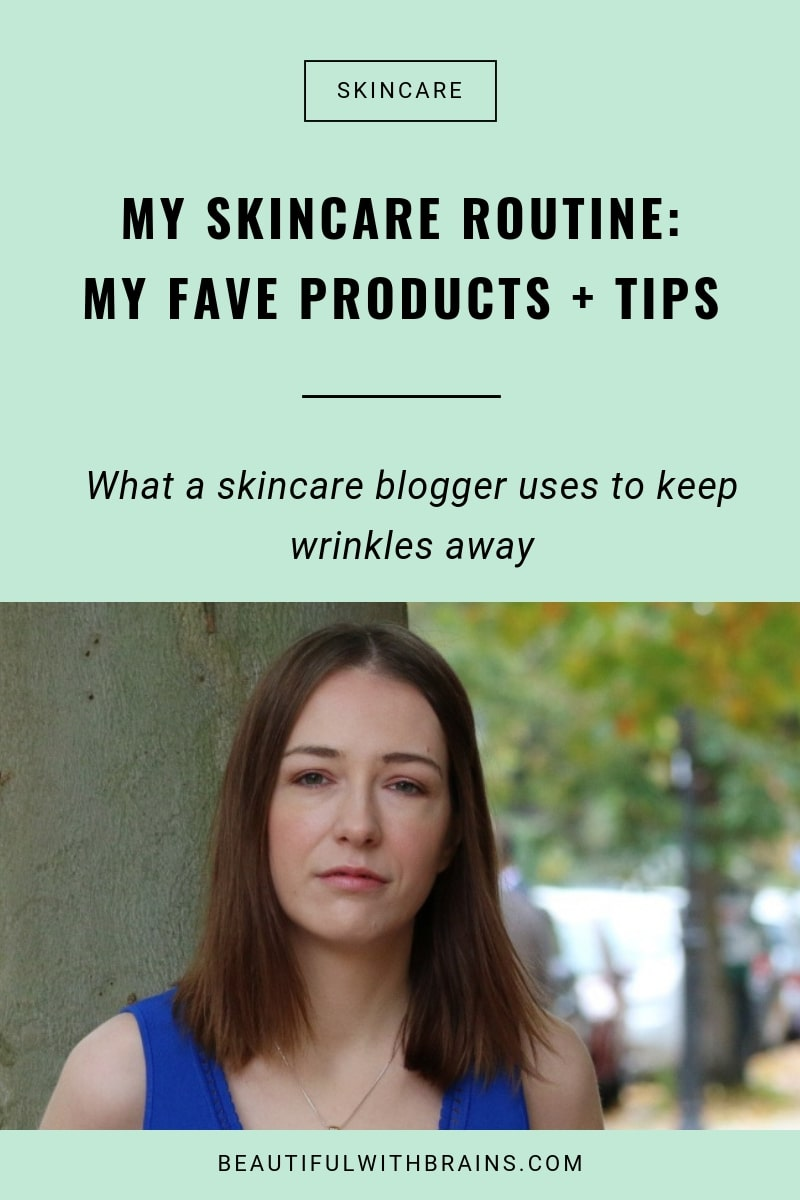 my skincare routine revealed