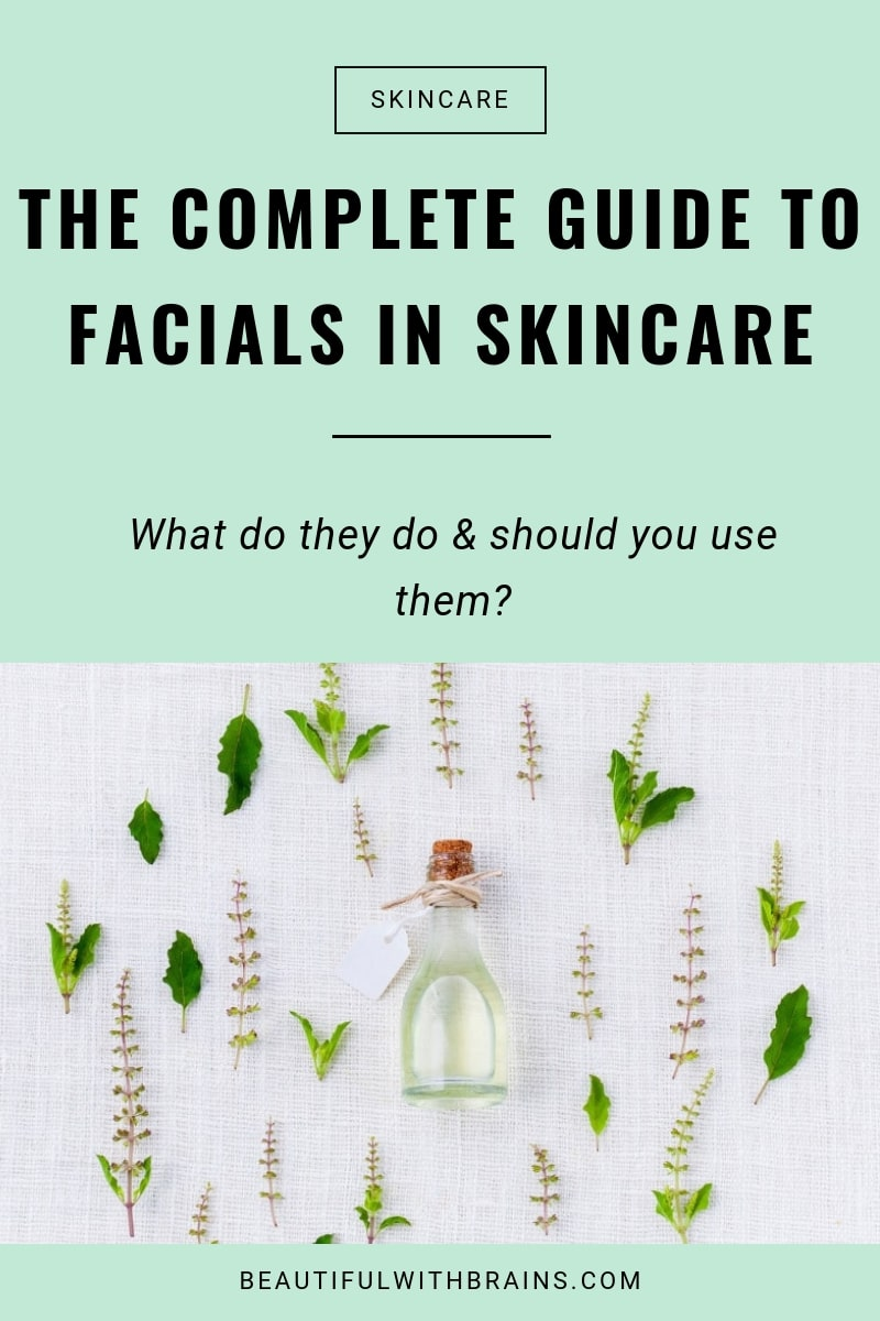 guide to facial oils
