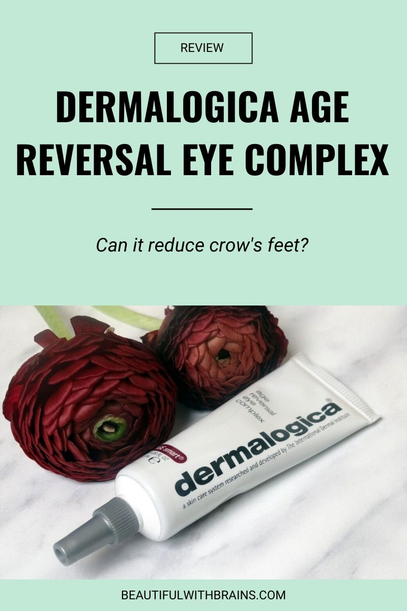 dermalogica age reversal eye complex review