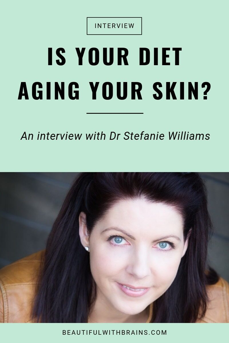 is your diet aging you?