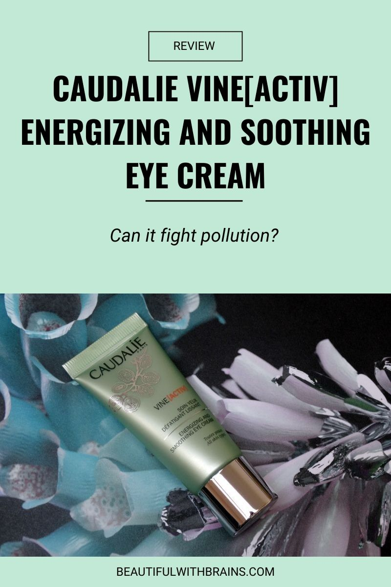 Caudalie Vine[Activ] Energizing And Soothing Eye Cream review