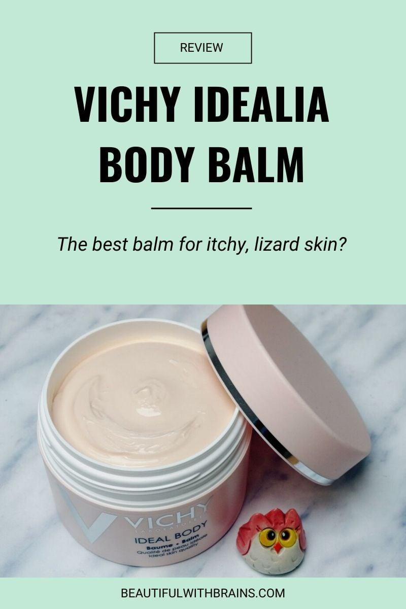 Vichy Idealia Body Balm review