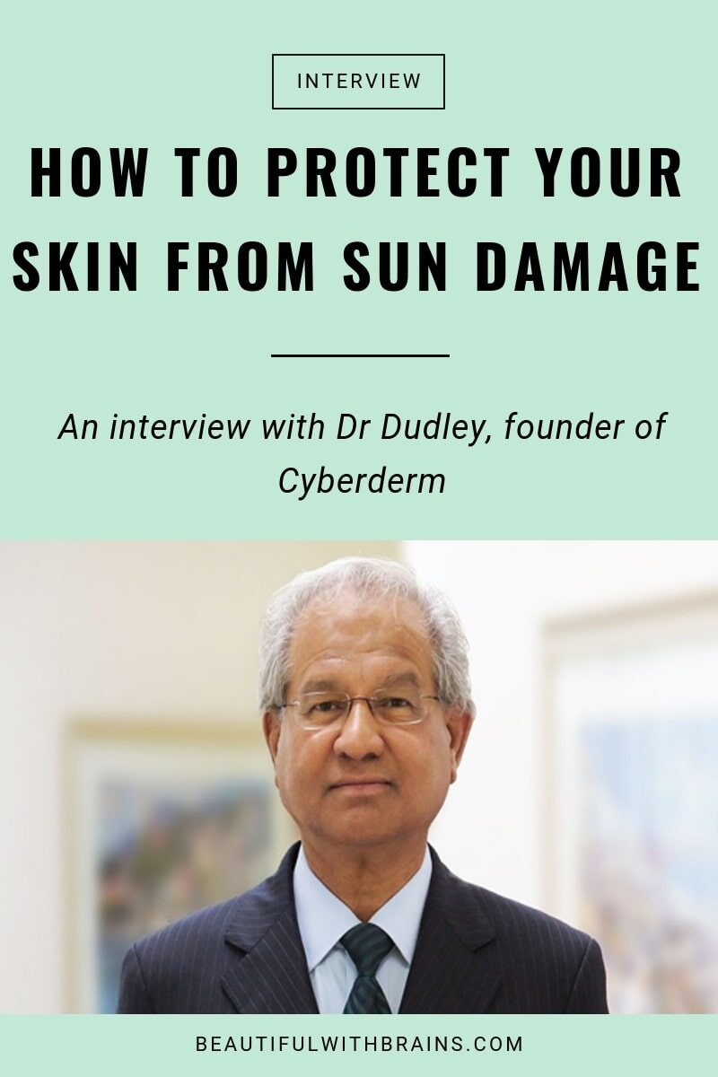 dr dennis dudley on sun protection