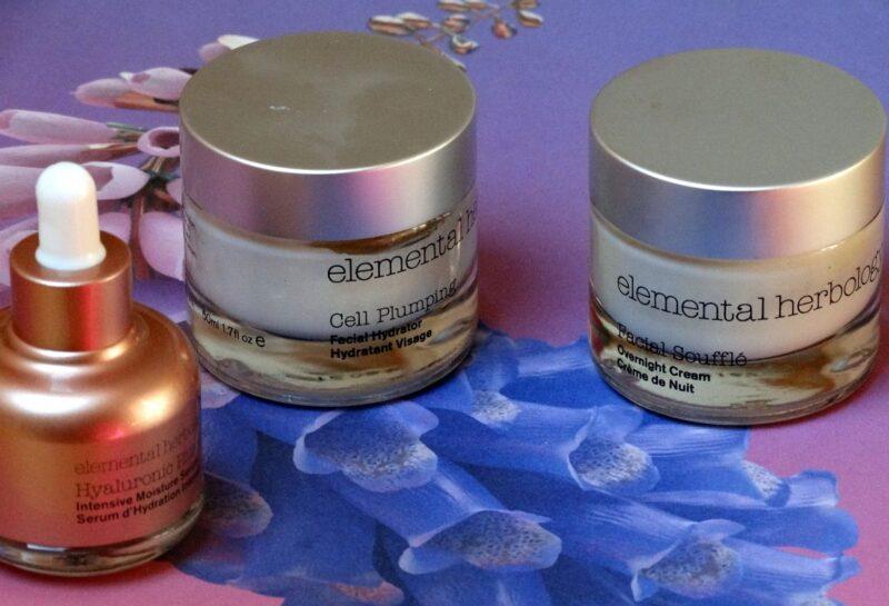 elemental herbology dry skin range