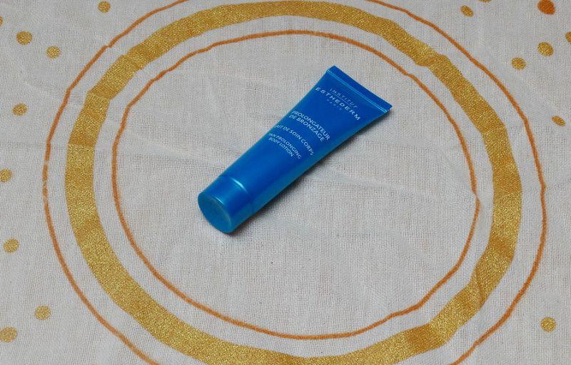 institut esthederm tan prolonging body lotion