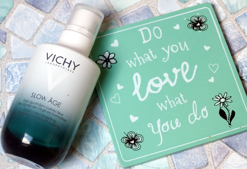 vichy slow age fluid moisturizer