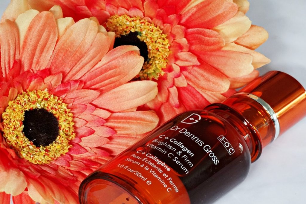 dr dennis gross c collagen brighten and firm vitamin c serum