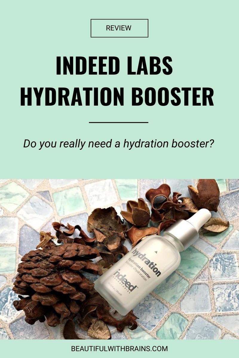 indeed labs hydration booster review