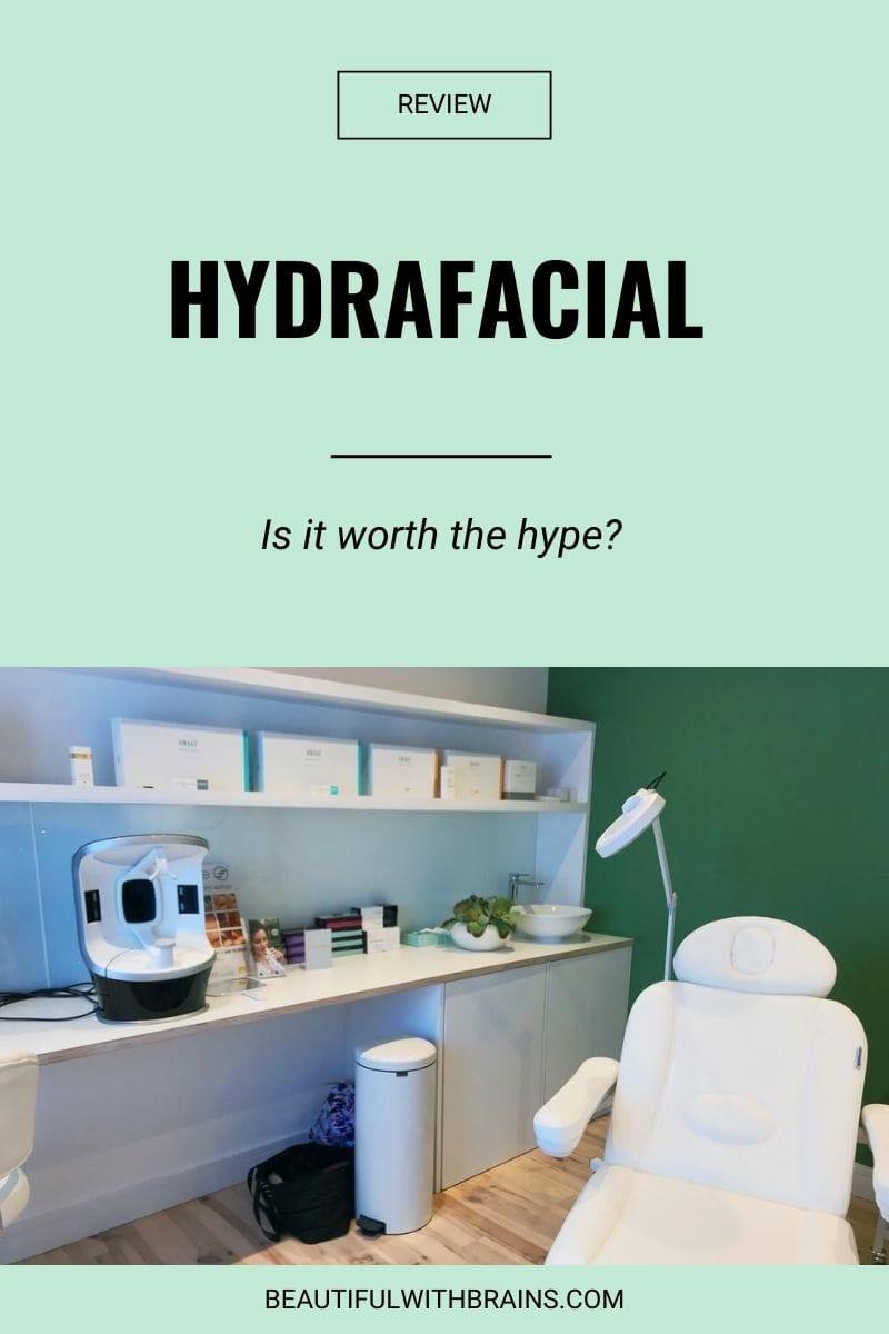 review hydrafacial