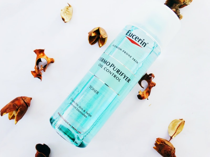 eucerin dermopurifyer oil control toner: do you really need it?