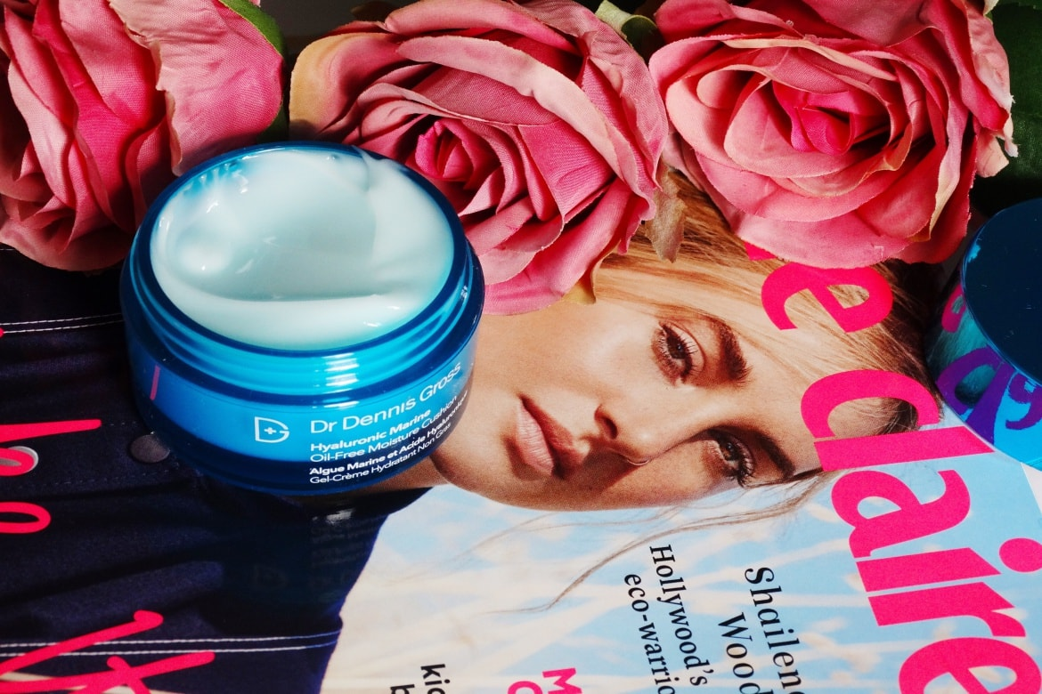 dr dennis gross hyaluronic marine oil free moisture cushion