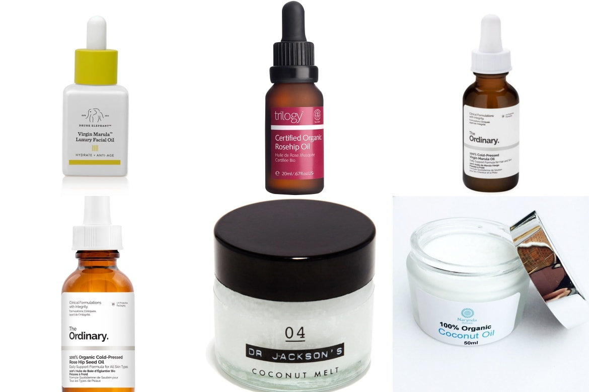 fave facial oils for dry skin