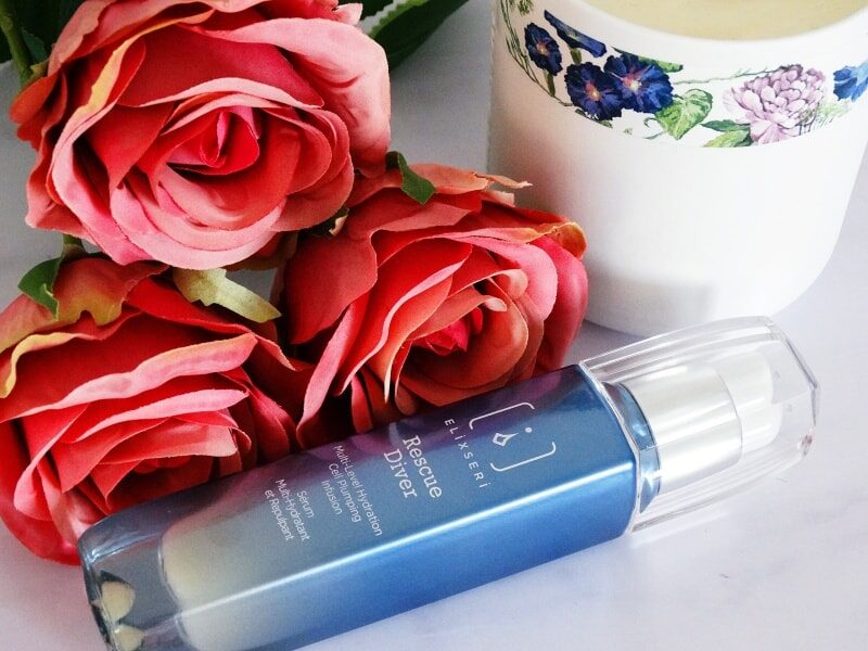 elixseri rescue diver serum