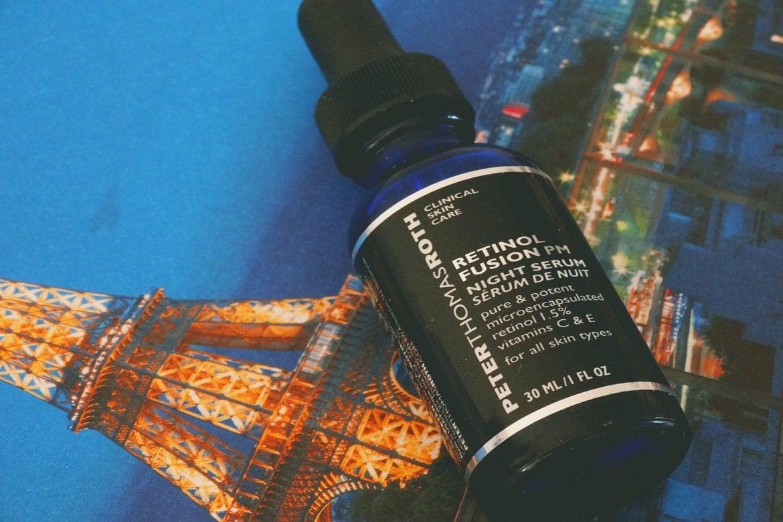peter thomas roth retinol infusion pm night serum 01