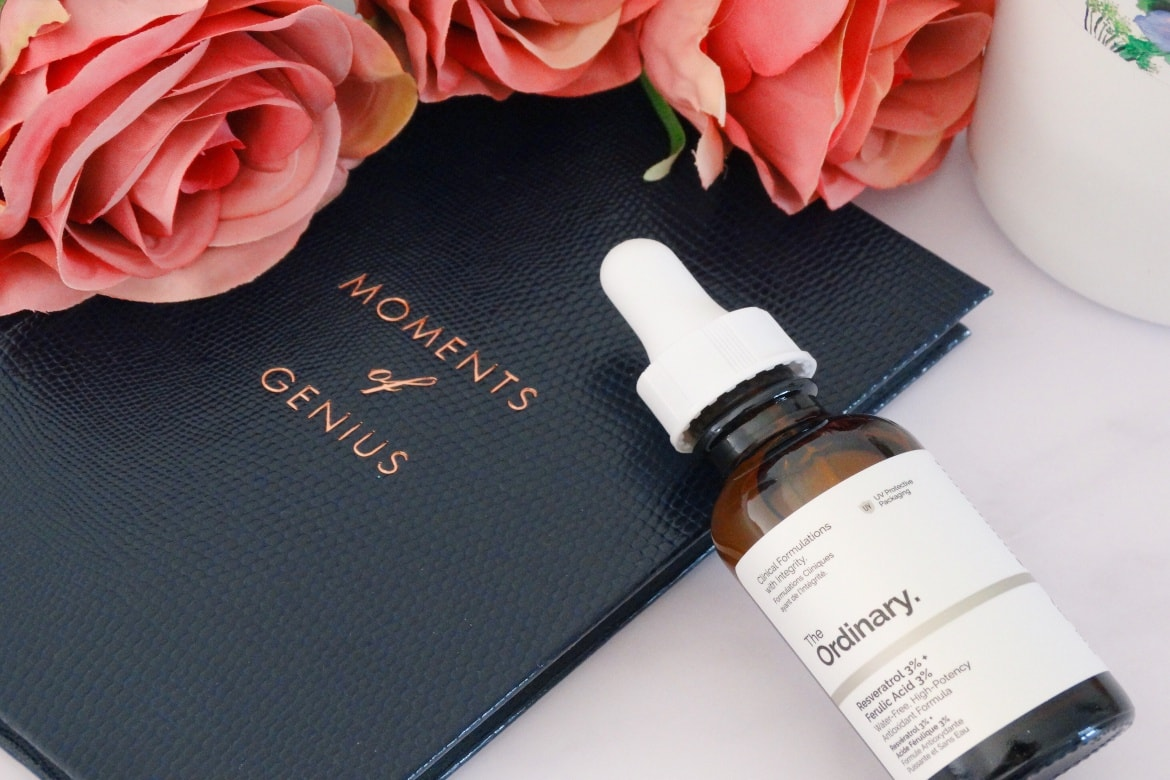 The Ordinary Resveratrol 3 Ferulic Acid 3 Review