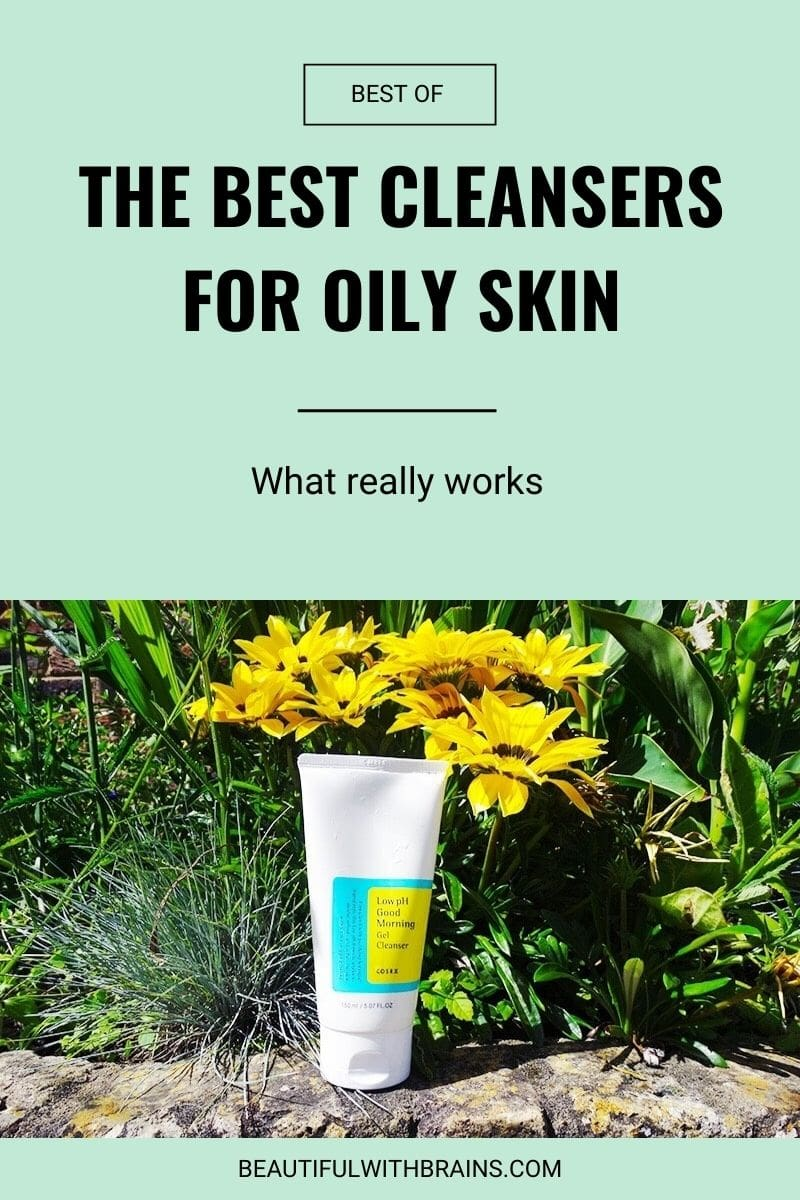best of - cleansers for oily skin