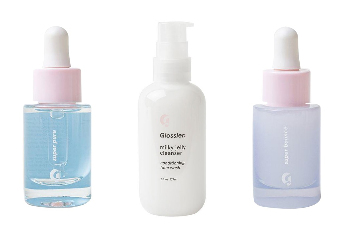 best skincare products glossier