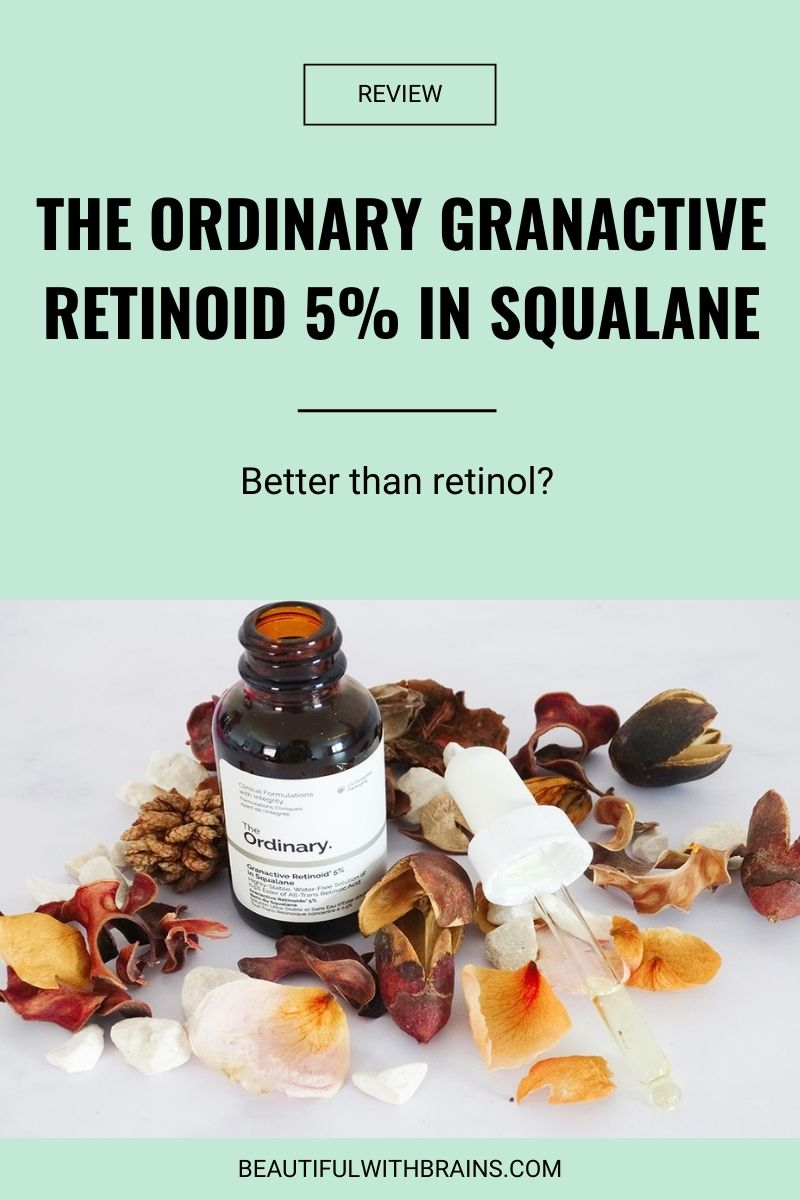 The Ordinary Granactive Retinoid 5% In Squalane review