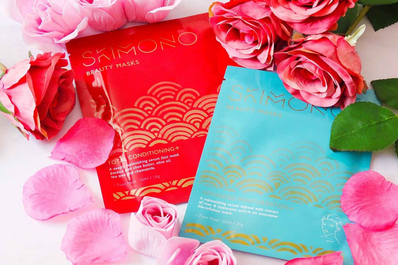 skmono advanced moisturisation+ and total conditioning+