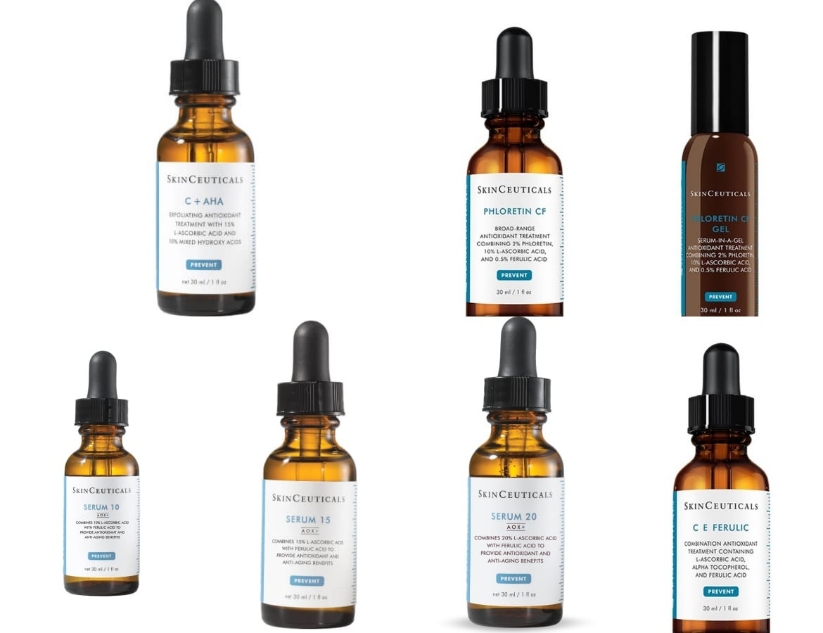 what's the best skinceuticals vitamin C serum