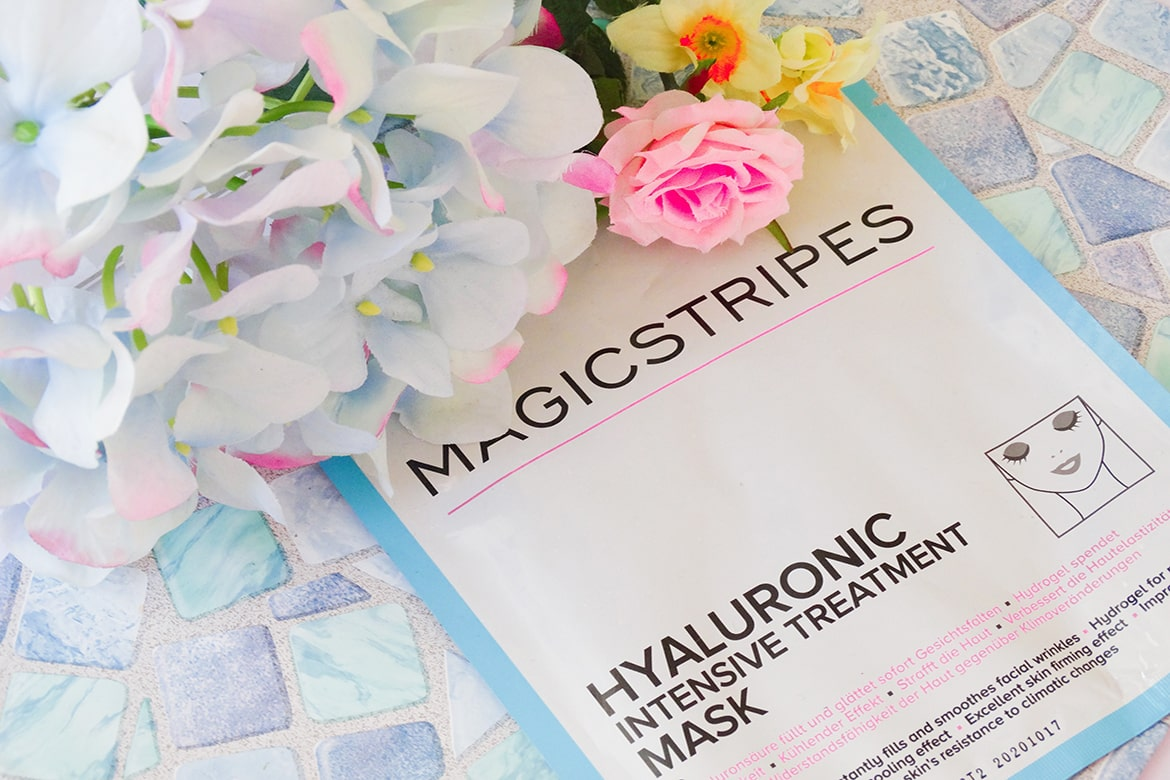magicstripes hyaluronic intensive treatment mask 01