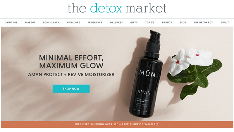the detox group
