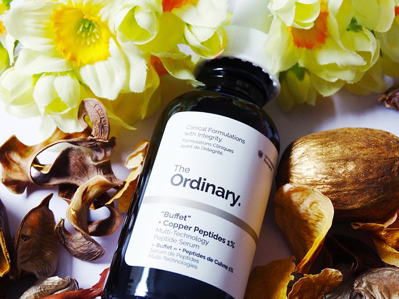 The Ordinary Buffet + Copper Peptides 1% Review