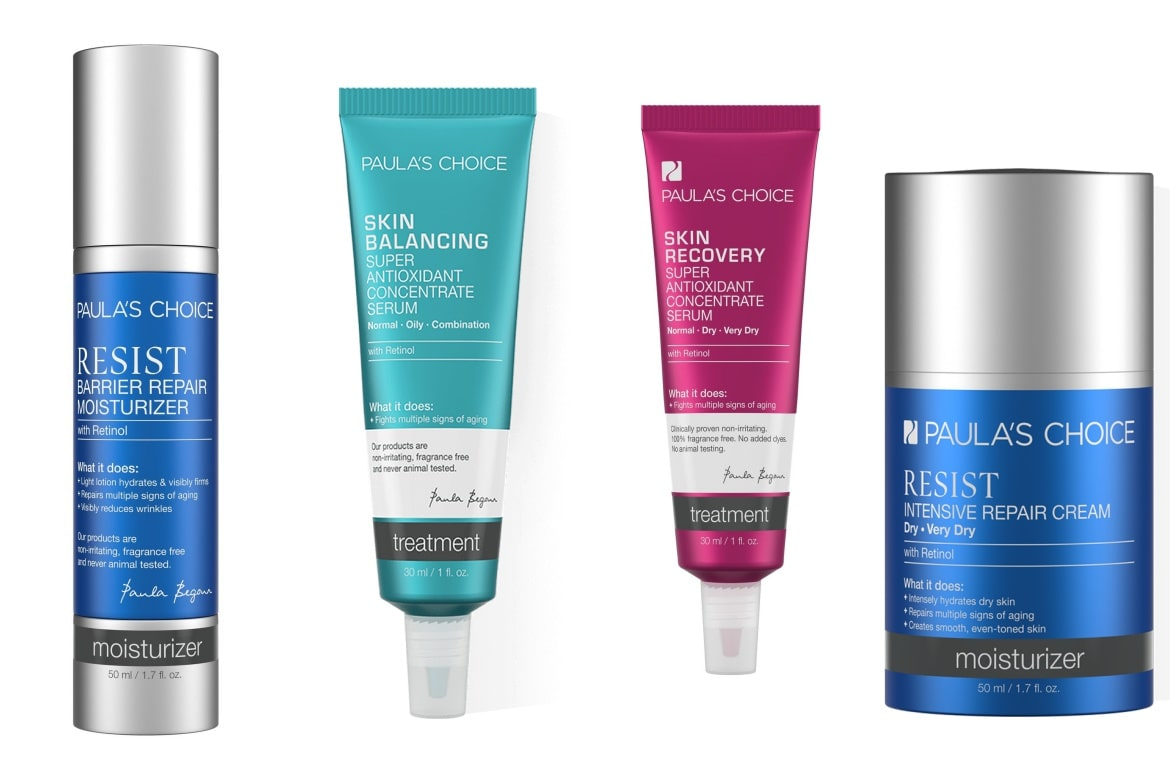 ultimate guide to paula's choice retinol products
