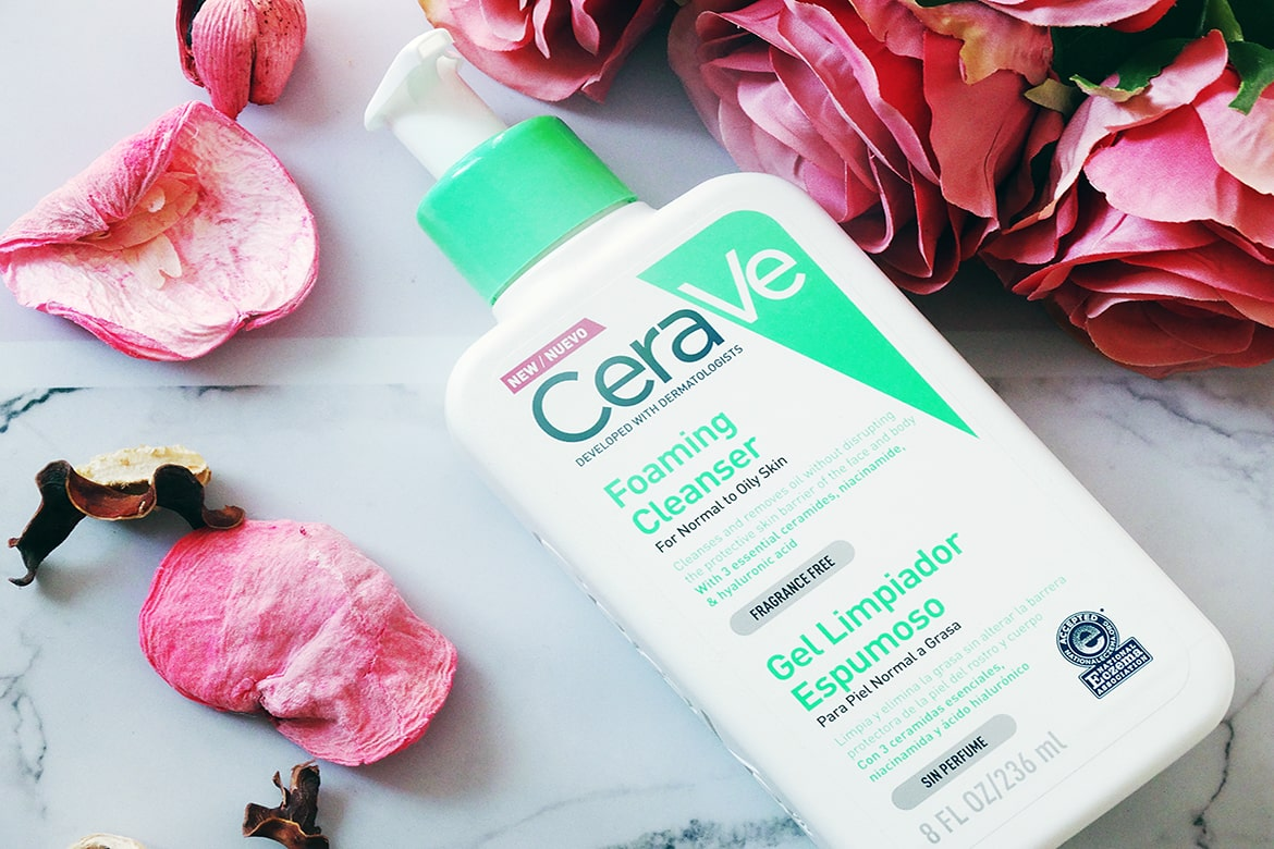Foaming Facial Cleanser by cerave #8