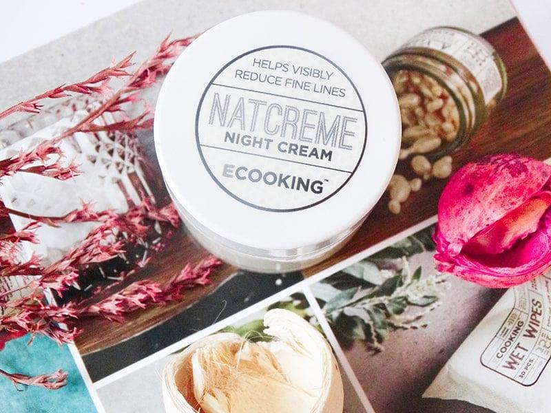 ecooking night cream
