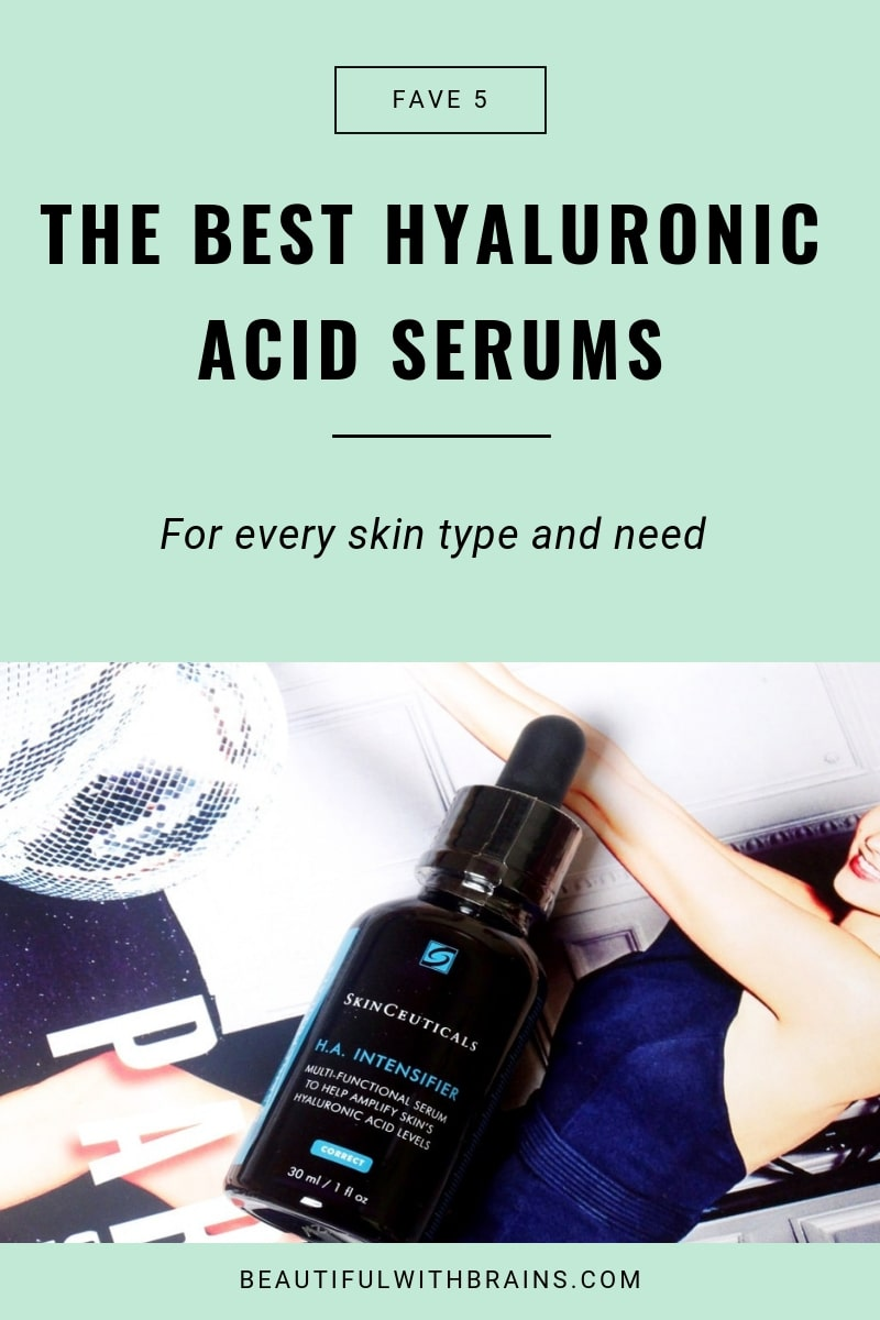 5 best hyaluronic acid serums
