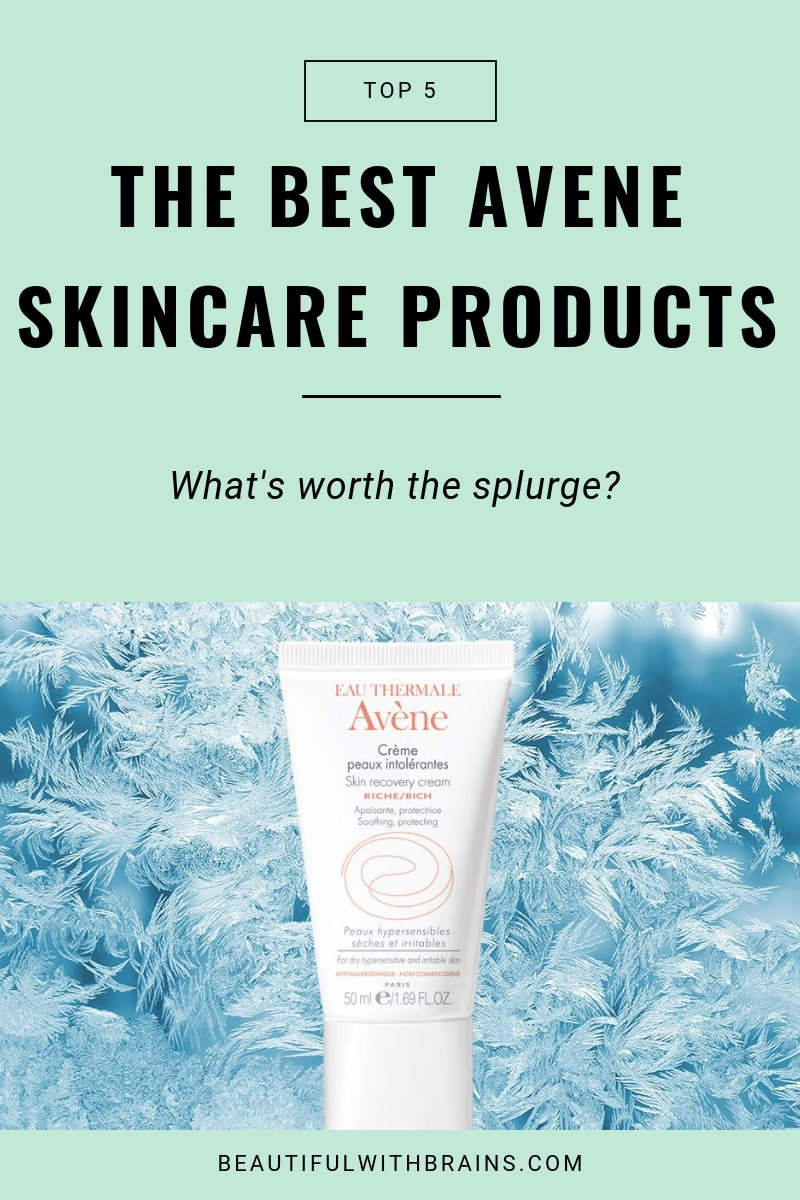 The best Avene #skincare products for #sensitiveskin - what really works? #skincarejunkie #bestof #bestskincareproducts