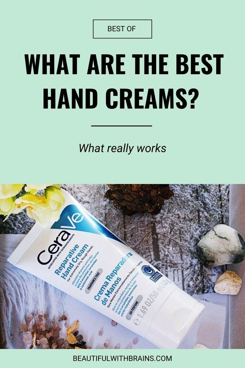 hand creams best