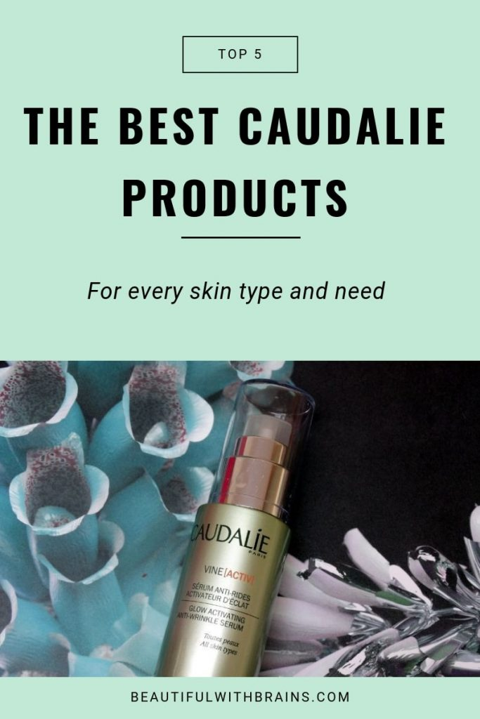 the best Caudalie skincare products