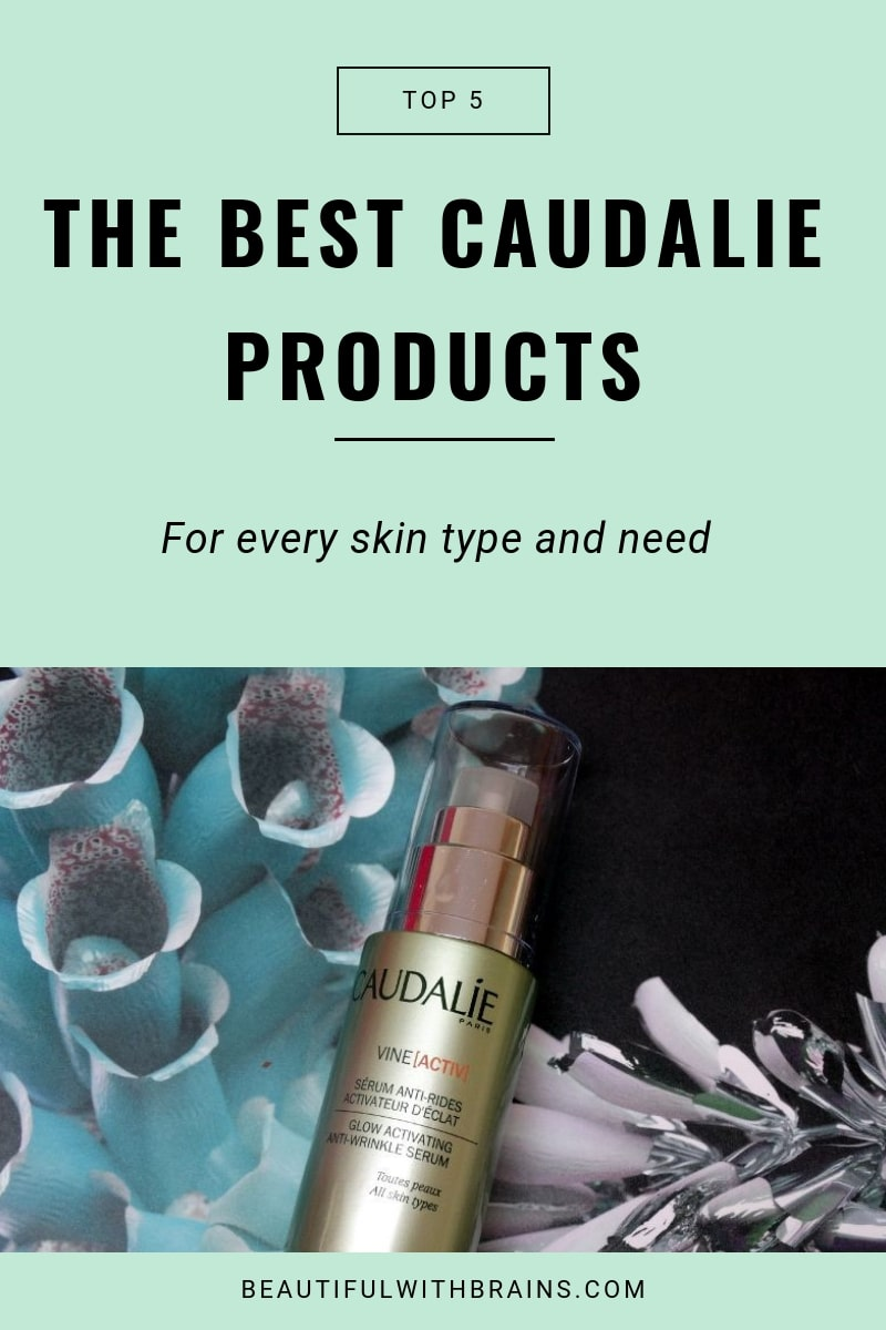 An introduction to Caudalie: the best skincare products you should try right now. #bestskincareproducts #bestof #skincare #dryskin #skincareobsessed