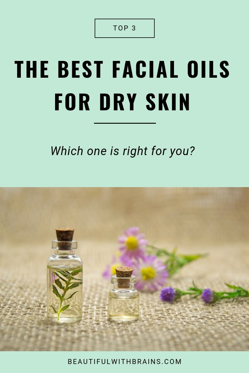 The best facial oils to nourish dry skin, get rid of flakiness and soothe irritations.