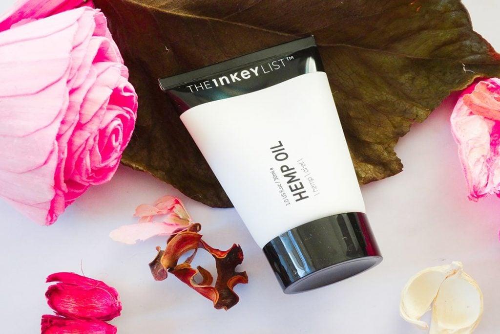 the inkey list hemp oil moisturizer review