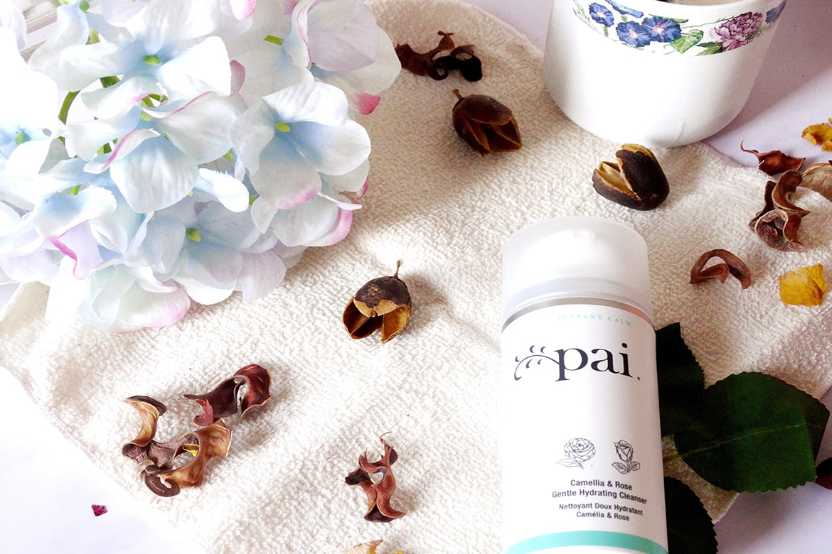 pai camellia & rose gentle hydrating cleanser 01
