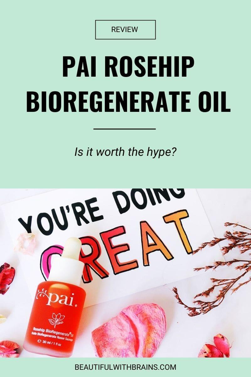 بررسی روغن Pai Rosehip BioRegenerate Oil