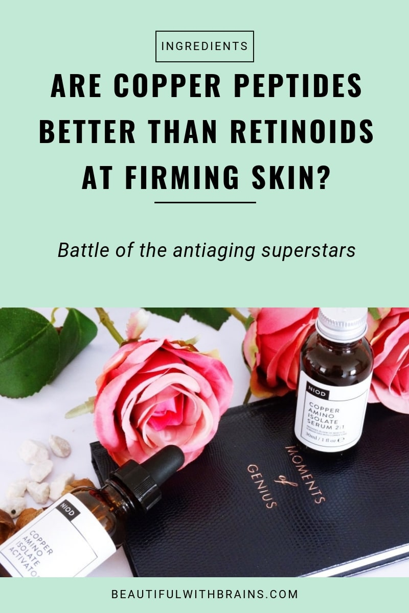 are copper peptides more effective than retinoids