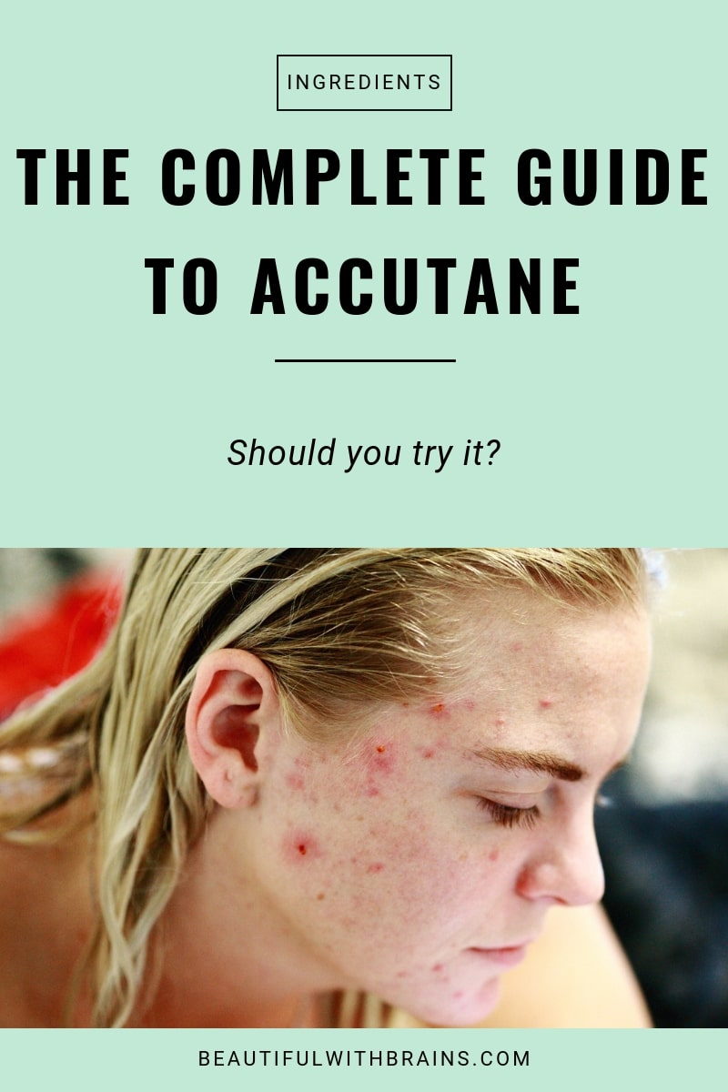 complete guide to accutane for acne