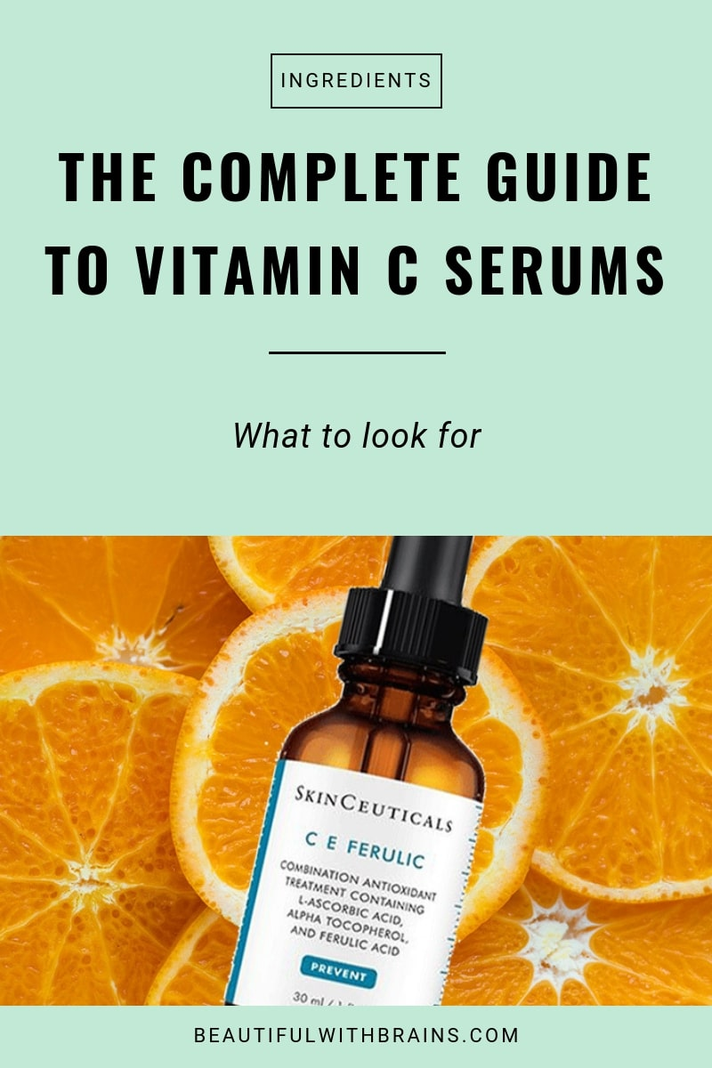 complete guide to vitamin c serums