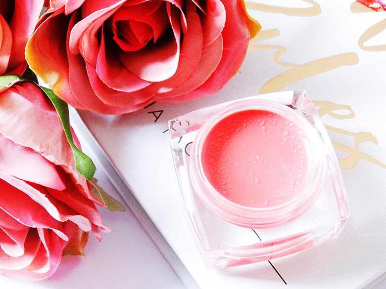 emile cordon miracle lip balm in Powdered Rose