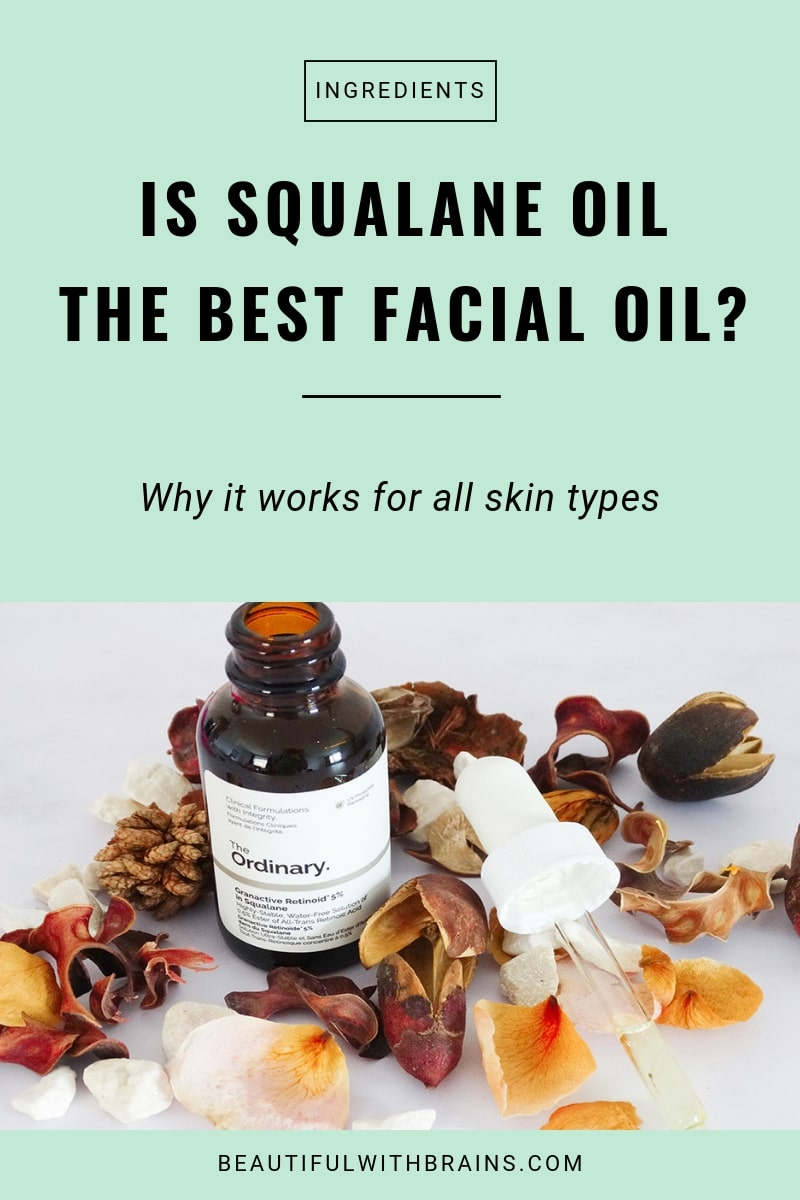 squalane oil skincare benefits