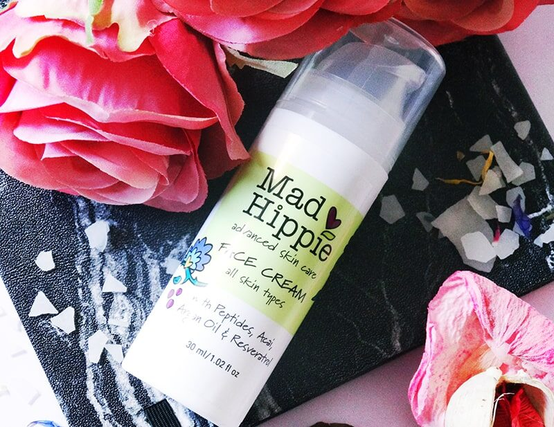 mad hippie face cream review
