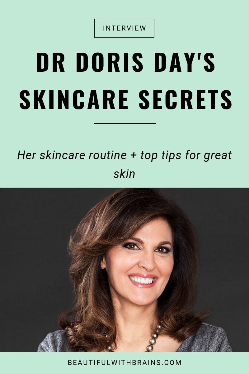 Dr Doris Day skincare secrets