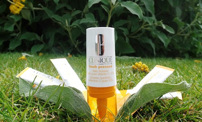 clinique fresh pressed daily booster with pure vitamin C review
