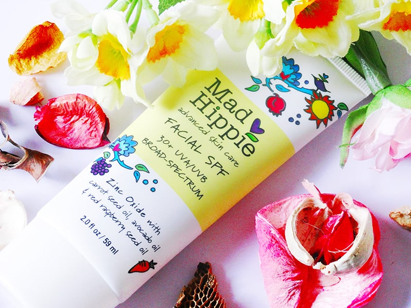 mad hippie facial spf 30+ review