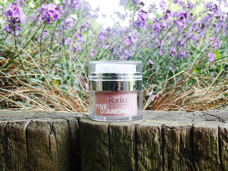 rodial pink diamond magic gel day review